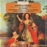 D. Oistrakh, W. A. Mozart Violin concertos nos. 4 & 5 (CD)