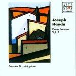 Joseph Haydn, Carmen Piazzini - Piano Sonatas Vol. 7 (CD)
