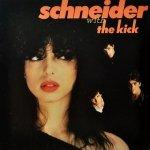 Schneider With The Kick - Schneider With The Kick (LP)