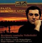 Paata Burchuladze - Beruhmte Russische Volkslieder (CD)