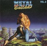 Metal Ballads Vol. 2 (CD)