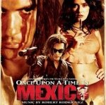 Once Upon A Time In Mexico (Original Motion Picture Soundtrack) (CD)