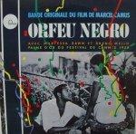 Antonio Carlos Jobim & Luiz Bonfá - Orfeu Negro - Bande Originale Du Film De Marcel Camus (LP)