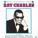 Ray Charles - Blues Is My Middle Name (CD)