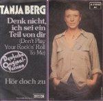 Tanja Berg - Denk Nicht, Ich Sei Ein Teil Von Dir (7)