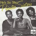 Pointer Sisters - He's So Shy (7'')
