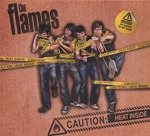 The Flames - Caution: Heat Inside (CD)