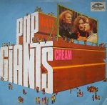 Cream - Pop Giants, Vol. 17 (LP)