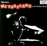 Marian McPartland - At The Hickory House (LP)