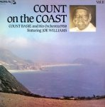 Count Basie And His Orchestra Ft. Joe Williams - Count On The Coast Vol. II (LP)
