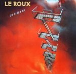 Le Roux - So Fired Up (LP)