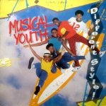 Musical Youth - Different Style (LP)