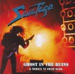 Savatage - Ghost In The Ruins - A Tribute To Criss Oliva (CD)