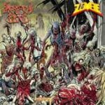Sacrificial Blood, Zombie - The End, Zombie (CD)