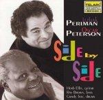 Itzhak Perlman, Oscar Peterson - Side By Side (CD)