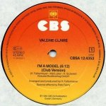 Valerie Claire - I'm A Model (Tonight's The Night) (Club Version) (LP)