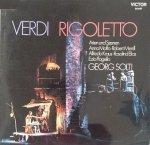 Georg Solti - Verdi - Rigoletto (LP)