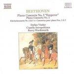 Beethoven, Stefan Vladar, Capella Istropolitana, Barry Wordsworth - Piano Concerto No. 5 Emperor, Piano Concerto No. 2 (Klavierkonzerte Nr. 2 & 6, Concertos pour piano Nos. 2 & 5) (CD)