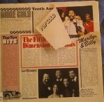 The Fifth Dimension - Pop Gold (LP)