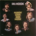 Dr. Hook - Makin' Love And Music (LP)