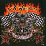 V8Wankers - Blown Action Rock (CD)