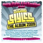 Rising Styles & DJ Excalibah Present Rising Styles The Album 2009 (CD)