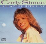 Carly Simon - Greatest Hits Live (CD)