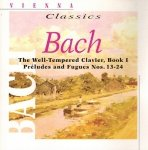 Vienna Classics Bach - The Well-Tempered Clavier, Book I, Preludes And Fugues Nos. 13-24 (CD)