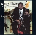 King Alex And The Untouchables - Sugar Bowl (CD)