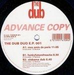 The Dub Duo - The Dub Duo E.P. 001 (12)