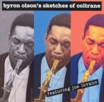 Byron Olson - Sketches Of Coltrane (CD)
