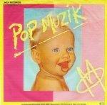 M - Pop Muzik (7'')