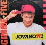 Jovanotti - Gimme Five (12'')