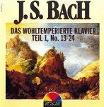 Bach - Das Wohltemperierte Klavier Teil 1,2(CD)