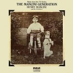 Henry Mancini And His Orchestra - Music From The TV Series The Mancini Generation (LP)