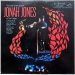 The Jonah Jones Quartet - Jonah Jones At The Embers (LP)