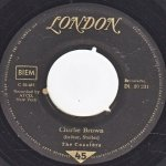 The Coasters - Charlie Brown (7'')