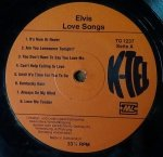 Elvis-Presley - Love Songs (LP)