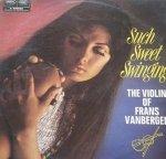 Frans Vanbergen - Such Sweet Swinging (The Violin Of Frans Vanbergen) (LP)