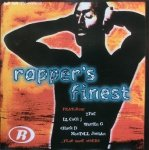 Rapper's Finest (CD)
