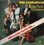 Udo Lindenberg & Das Panikorchester - Alles Unter Kontrolle... (LP)