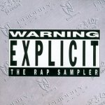 Warning Explicit - The Rap Sampler (CD)