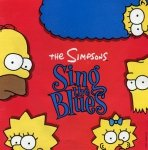 The Simpsons - The Simpsons Sing The Blues (CD)