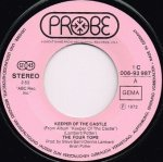 Four Tops - Keeper Of The Castle (7'')