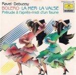 Ravel, Debussy, Bolero - La Mer - La Valse - Prélude À L'Après-Midi D'Un Faune (CD)