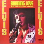 Elvis Presley - Burning Love And Hits From His Movies Vol. 2 (LP)