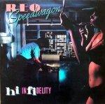 REO Speedwagon - Hi Infidelity (LP)