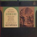 Beethoven, Klemperer, Philharmonia Orchestra, Philharmonia Chorus, Christa Ludwig, Jon Vickers, Walter Berry, Gottlob Frick - Fidelio - Highlights (LP)