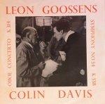 Wolfgang Amadeus Mozart, Leon Goossens, The Sinfonia Of London, Sir Colin Davis - Oboe Concerto, K 314 / Symphony No. 34, K 338 (LP)