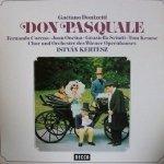 Donizetti, Corena, Sciutti, Krause, Oncina, Vienna Opera Orchestra & Chorus, Istvan Kertesz - Don Pasquale (2LP)